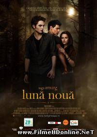 New Moon - Twilight 2 Dragoste / Groaza / Fantezie / Drama