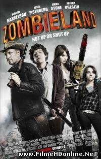Zombieland (2009) Comedie / Aventura / Actiune / Groaza