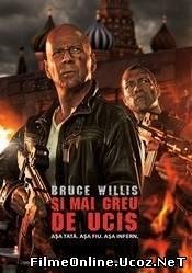 A Good Day to Die Hard (2013) Şi mai greu de ucis Online Subtitrat