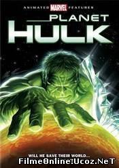 Planet Hulk (2010) Online Subtitrat