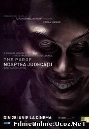 The Purge -  Noaptea judecăţii (2013) Online Subtitrat