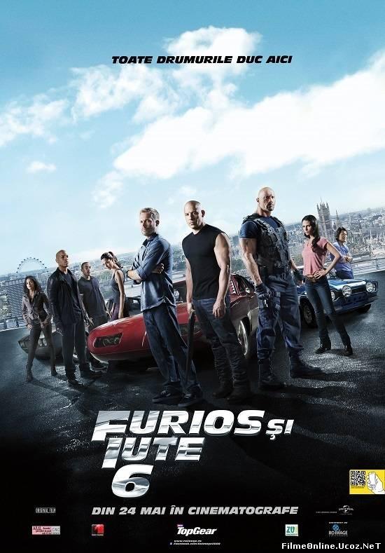 Fast & Furious 6 - Furios si iute 6 (2013) Film Online Subtitrat