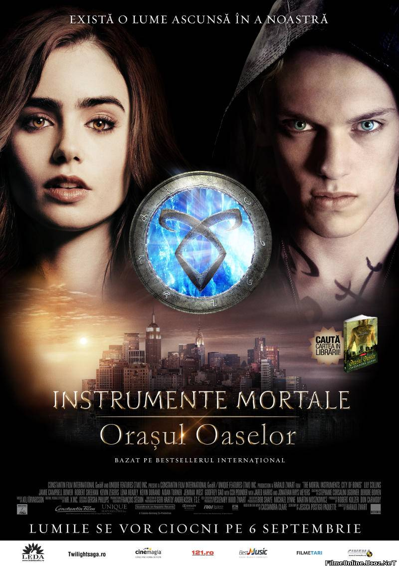 The Mortal Instruments: City of Bones (2013) Online Subtitrat