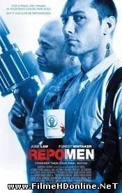 Repo Men (2010)  Acţiune /SF  /Thriller