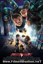 Astro Boy (2009) Actiune/Animatie/SF