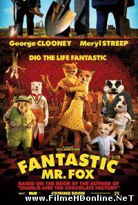 Fantastic Mr. Fox (2009) Comedie / Animatie / Aventura