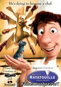 Ratatouille (2007) Dublat In romana Comedie / Animatie