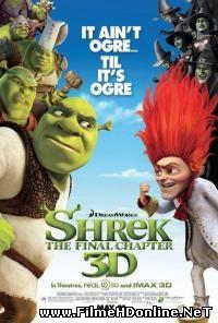 Shrek Forever After (2010) Fantezie / Familie / Comedie / Aventura / Animatie