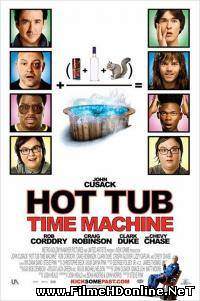 Hot Tub Time Machine (2010) SF / Comedie