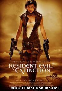 Resident Evil: Extinction (2007) Actiune / Horror