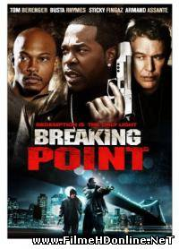 Breaking Point (2009) Thriller / Drama / Crima / Actiune