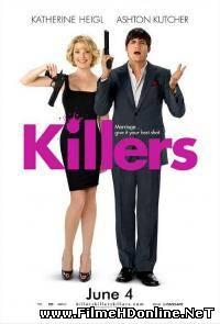 Killers (2010) Actiune / Comedie / Thriller