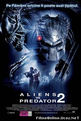 Aliens vs. Predator 2: Requiem (2007)