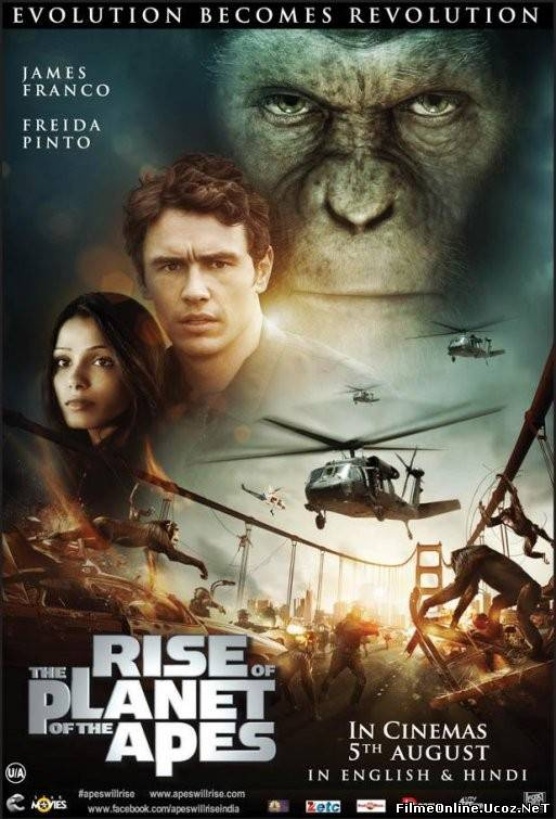 Rise of the Planet of the Apes – Planeta Maimutelor: Invazia (2011)