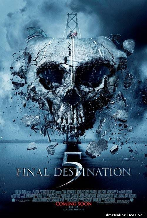 Final Destination 5 – Destinatie Finala 5 (2011)