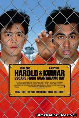 Harold & Kumar Escape from Guantanamo Bay - Harold şi Kumar evadează din Guantanamo Bay (2008)