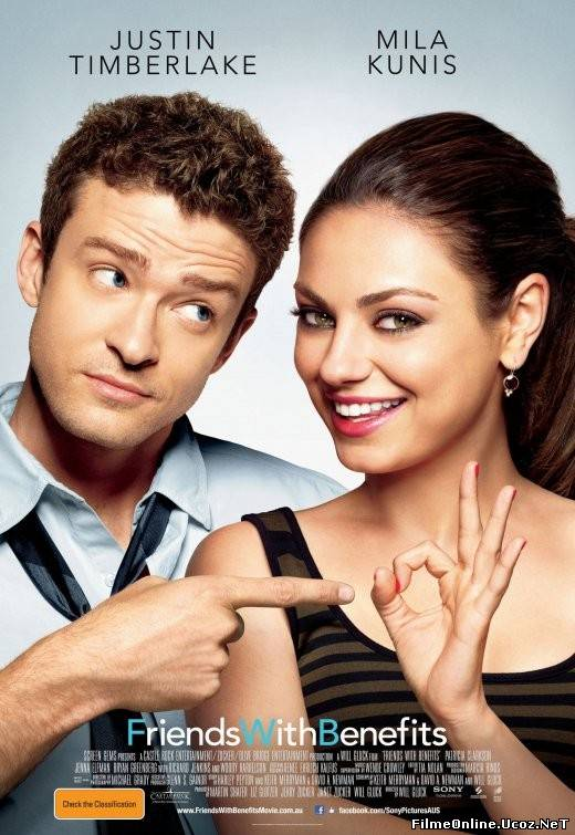 Friends with Benefits – Prieteni cu beneficii (2011)