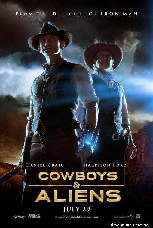 Cowboys & Aliens – Cowboys si Extraterestri (2011)