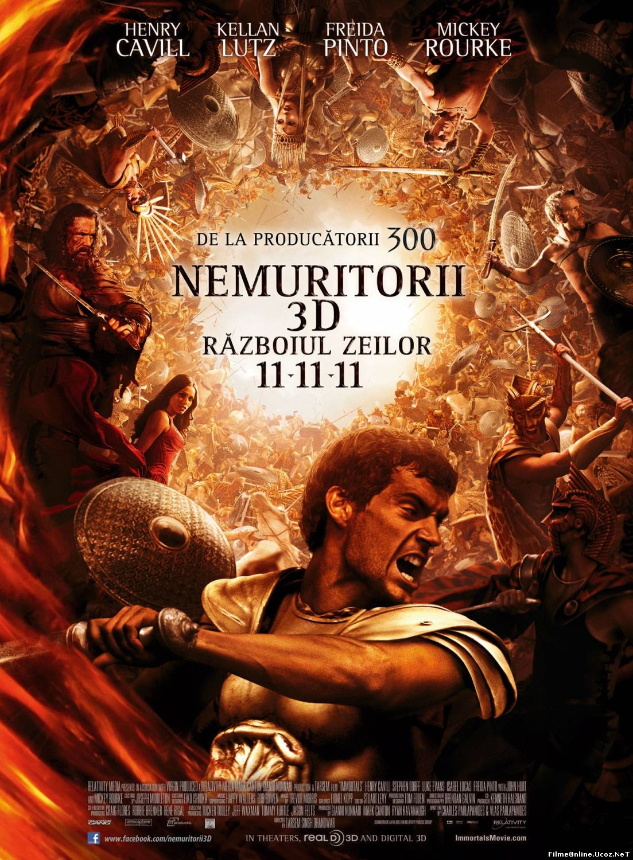 Immortals – Nemuritorii (2011)