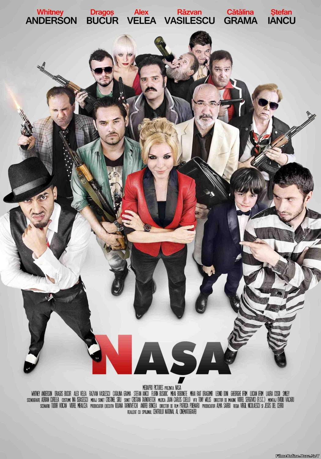 The Godmother – Nasa (2011)
