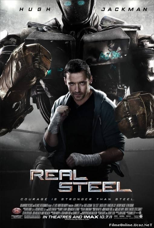 Real Steel – Pumni de otel (2011)