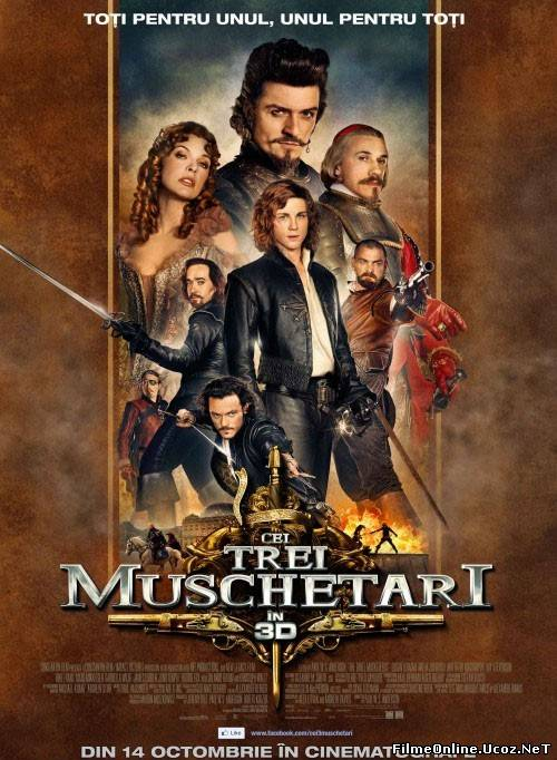 The Three Musketeers – Cei trei muschetari (2011)