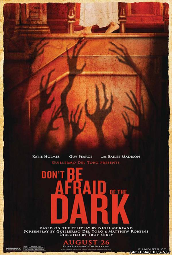Don't Be Afraid of the Dark (2011)